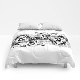Willing to die? Comforters