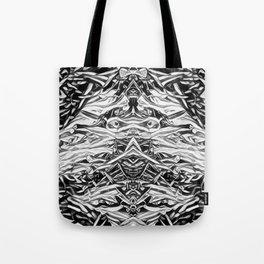Demon  Samari Tote Bag