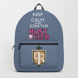 Ouran high school host club Backpack