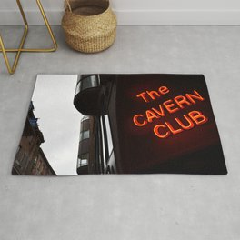 The Cavern Club Liverpool Rug