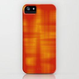 Sun Dashed iPhone Case
