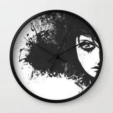 Lost Feelings Wall Clock