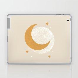 Moon Sparkle - Celestial Laptop & iPad Skin
