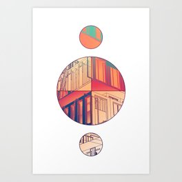 Orbital Art Print