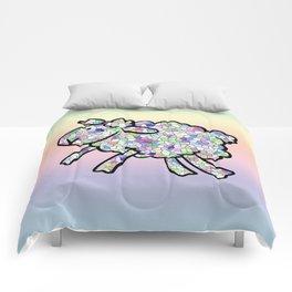 Mosaic Lamb Comforters
