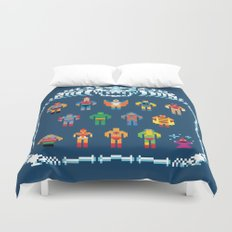 Heroic Masters of the Universe Duvet Cover