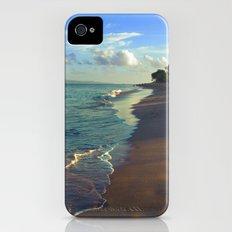 Strolling the Beach Slim Case iPhone (4, 4s)