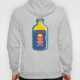 psychedelic poison bottle Hoody