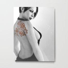 Sexy Back Metal Print