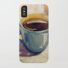 Morning Bliss iPhone X Slim Case