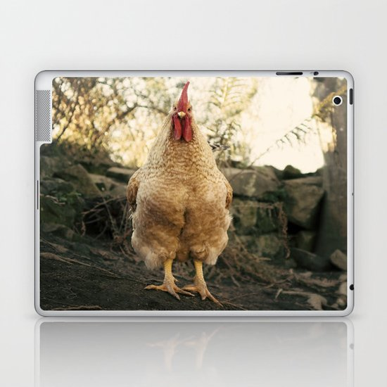 gallo chulo Laptop & iPad Skin