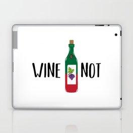 Wine not Laptop & iPad Skin