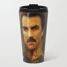 Tom Selleck - replaceface Travel Mug