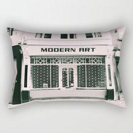 Modern art Rectangular Pillow