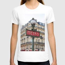 Paris Addiction T-shirt
