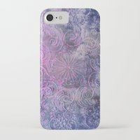 deco iPhone & iPod Cases featuring Boho Deco by cafelab