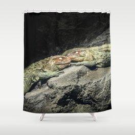 Dreaming Deep Shower Curtain
