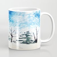 Flurries  Mug
