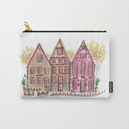 Coloured houses II Carry-All Pouch