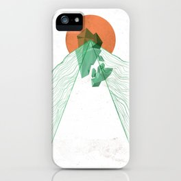 3Lives - Stone iPhone Case