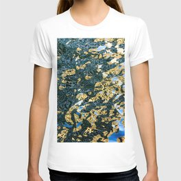 reflection abstract T-shirt