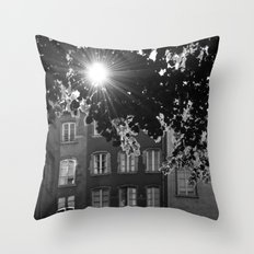 glow... Throw Pillow