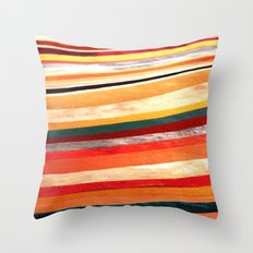 Slow Roll - Vivido Series Throw Pillow