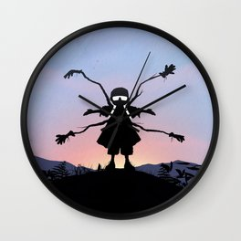 Doc Ock Kid Wall Clock