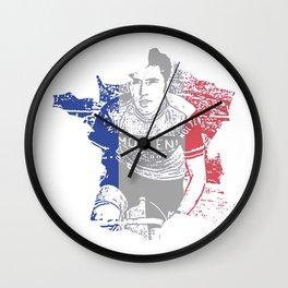 Merckx France Wall Clock