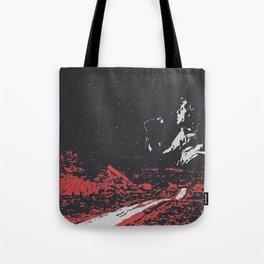 Dawn's Highway Bleeding - The Doors Tote Bag