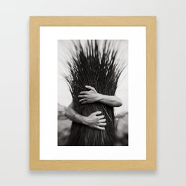 Shash Framed Art Print