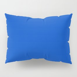 Cheapest Solid Dark Blueberry Blue Color Pillow Sham