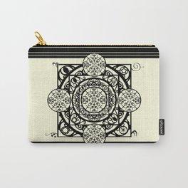 Nouveau Garden Gate Mandala Carry-All Pouch