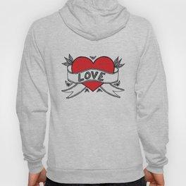 Declare your love! Hoody