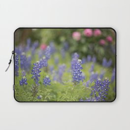 Texas bluebonnets Laptop Sleeve