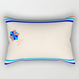 """""""Azuros"""" Sunny Days Rectangular Pillow"""