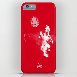 Hugo Chavez iPhone Case