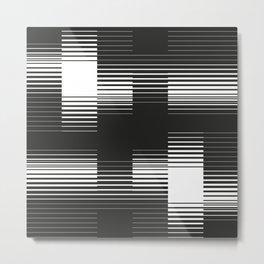 Lines #2 Metal Print