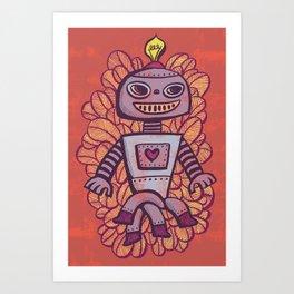 Idea Walker Art Print