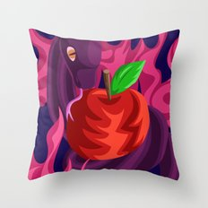 Eden's Fall Throw Pillow