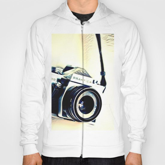Classic Camera (Hipster) Hoody