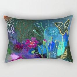Emerging Rectangular Pillow