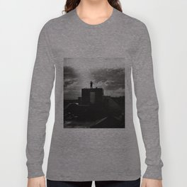 Nothing between me Long Sleeve T-shirt
