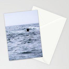 Ocean Bird Stationery Cards