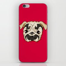 Puggalo iPhone & iPod Skin