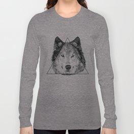 Trinity Wolf Long Sleeve T-shirt