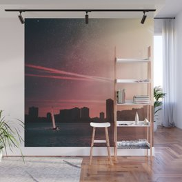 Sailing Into Daylight Wall Mural