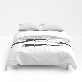Mother of ghosts Comforters