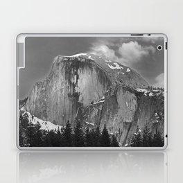 Half-Dome B&W Laptop & iPad Skin