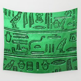 Hieroglyphs 2014-1024 Wall Tapestry